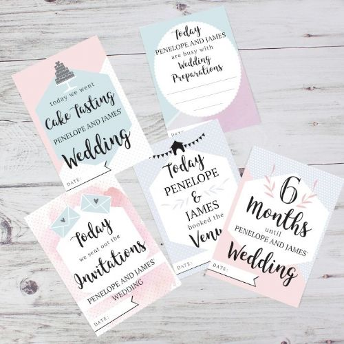 Wedding Cards For Milestone Moments